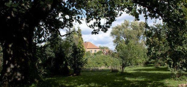 Haus von Süden
