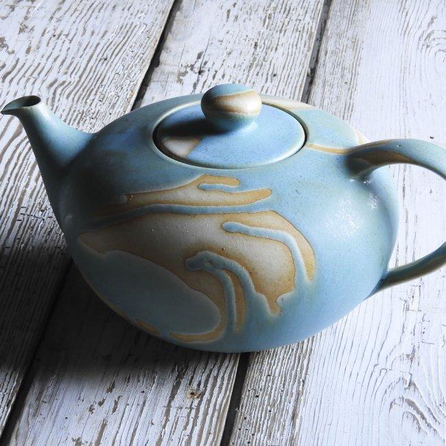 Große Teekanne