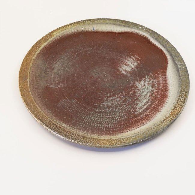 Großer Teller mit Muster